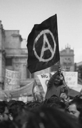 ¿Eres Anarquista? La respuesta te podría sorprender