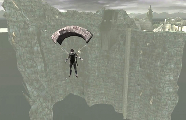 Represa Shadow of the Colossus