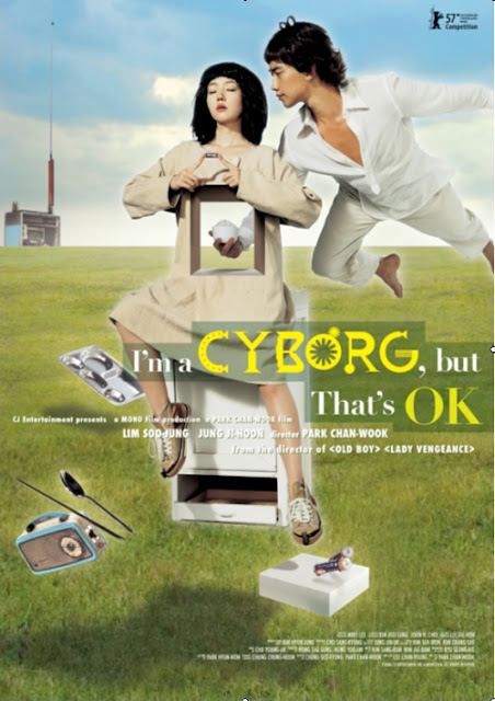 Sinopsis I'm a Cyborg, But That's OK (2006) - Film Korea