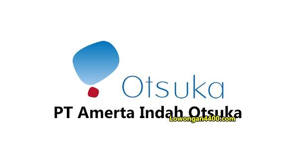 Lowongan Kerja PT. Amerta Indah Otsuka Tangerang 2019