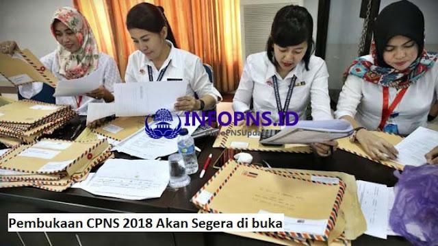 Seleksi CPNS Guru 2018 Memprioritaskan Putra Daerah