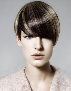 hair style with bow haircuts summer 2012 trends hairstyles 5278