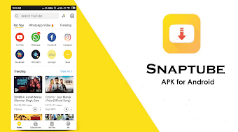 SnapTube (v.4.61.0.4611510) APK - Download Video & MP3 dari Youtube