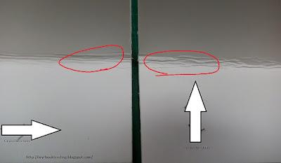 folding effect