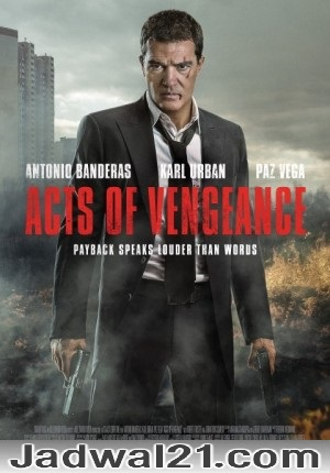 Film ACTS OF VENGEANCE 2018