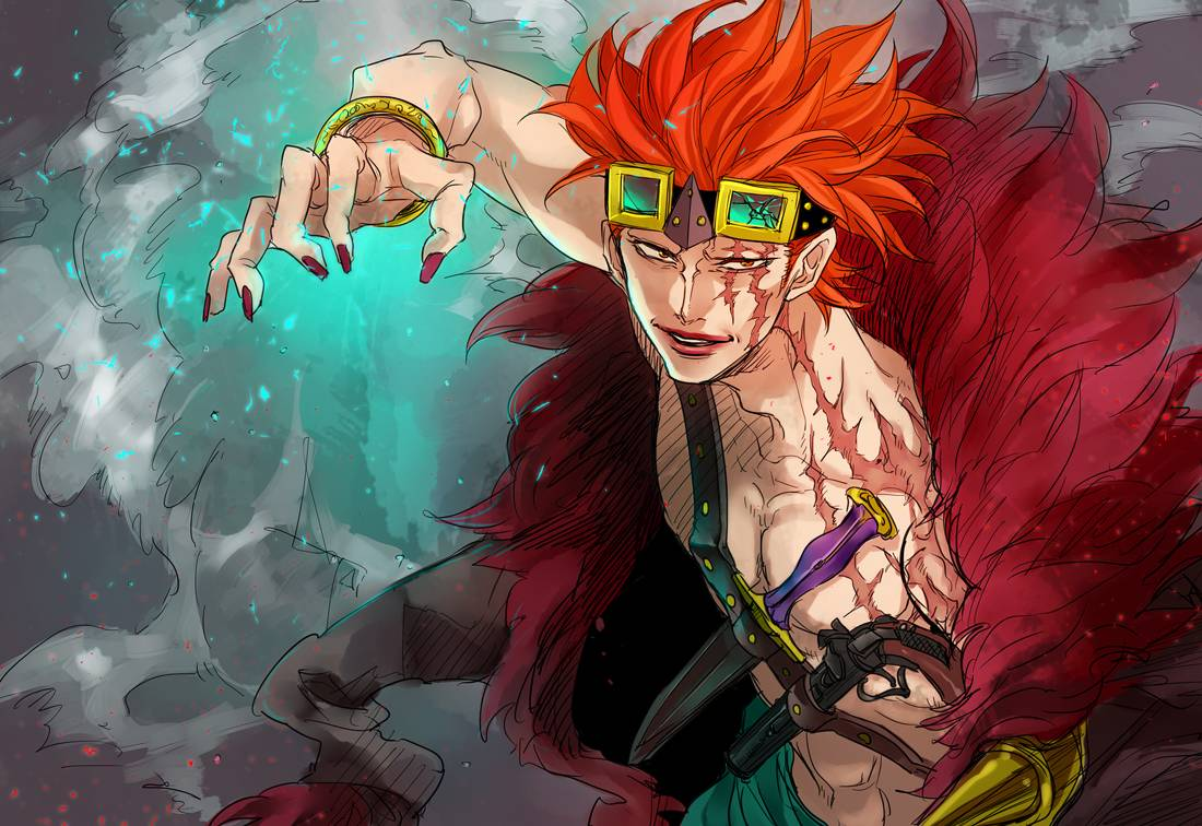 Captain Eustass Kid 15 Wallpapers | Your daily Anime ...