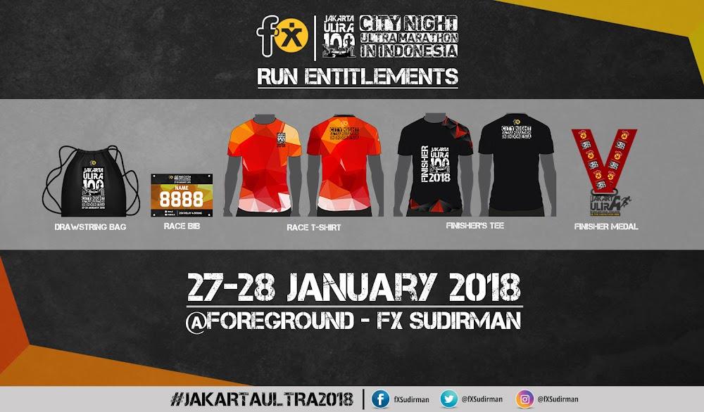 Jakarta Ultra 100 • 2018