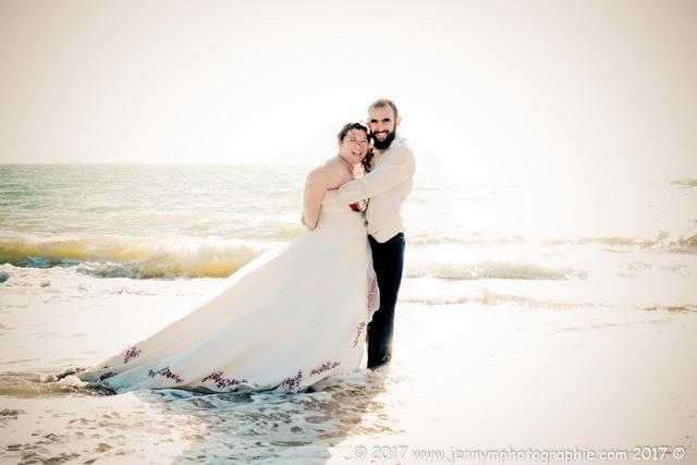 photographe mariage couple vendée 85 noirmoutiers