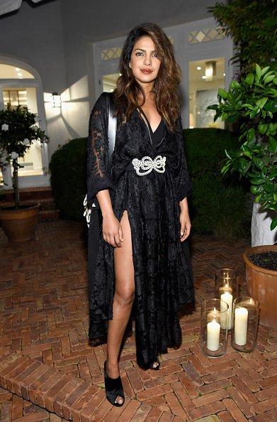 Priyanka Chopra Attends Apollo In The Hamptons 2017