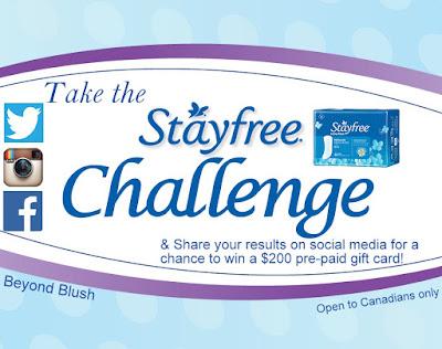 Stayfree Challenge Contest