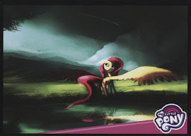 """MLP Some """"Me'' Time Series 4 Trading Card"""