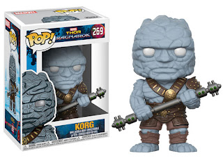 Pop! Marvel: Thor Ragnarok S1 Korg