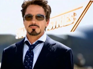 Iron Man Goatee Style (Anchor)