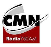 Rádio CMN 750 AM - Ribeirão Preto / SP