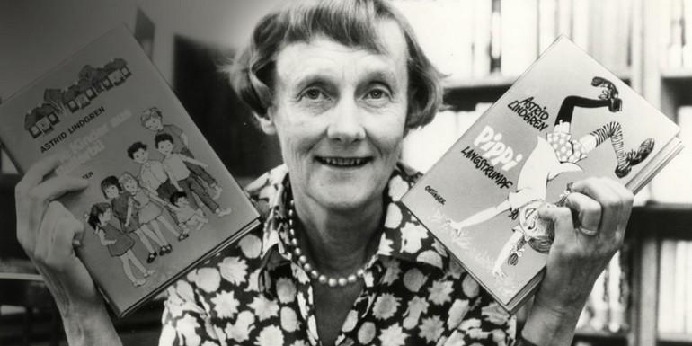 Astrid Lindgren. Opowieść o życiu i twórczości, Margareta Strömstedt