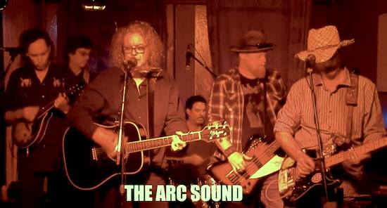 The ARC Sound @ Sauce, Saturday