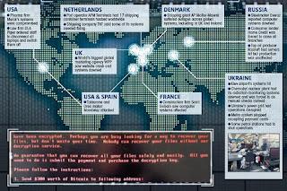 Petya NSA Exploit Edition, Petya NSA EE, Petna, NotPetya, NonPetya Ransomware