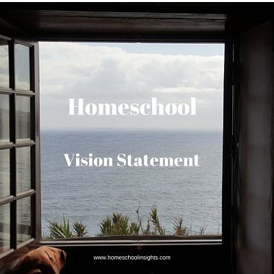 Homeschool Vision Statement banner