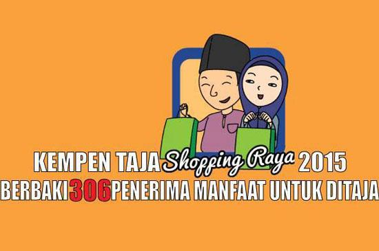 Projek Iqra 2015 - Shopping Raya