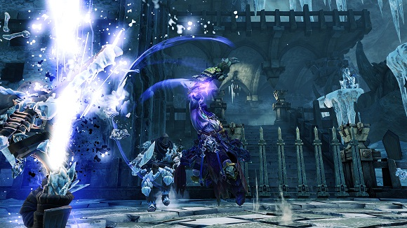 Darksiders 2 deathinitive edition сохранения