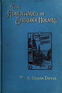 The Return of Sherlock Holmes : Arthur Conan Doyle Download Free Short Story Book
