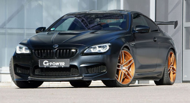 BMW, BMW M6, G-Power, Tuning