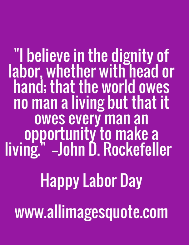 US Labor Day Quotes, Sayings for Facebook, Whatsapp