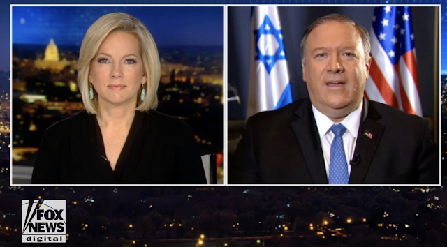PROMISE KEPT: Mike Pompeo Unveils NEW SANCTIONS on Iran, Cites 'Nuclear and Missile' Programs
