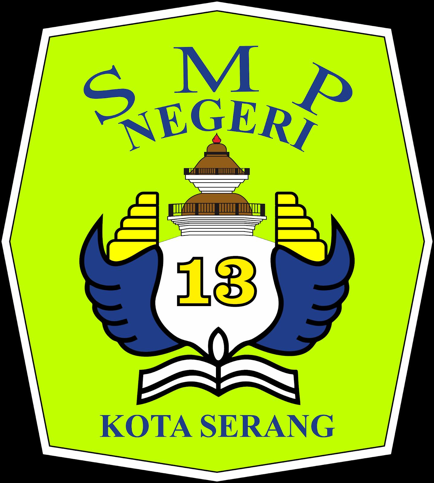 Dunia Logo Logo Smpn 13 Kota Serang Png