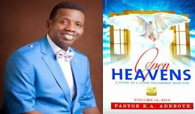 Divine Purpose ~ Pastor E.A Adeboye
