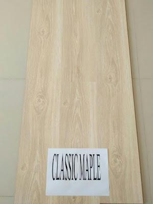lantai parket eazyfloor type castel maple