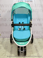 depan Kereta Bayi CocoLatte CL481 Rexx Lightweight