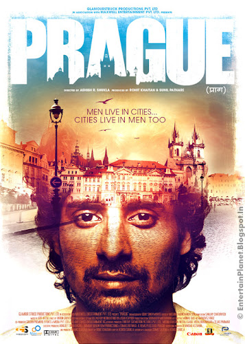 Prague (2013) Movie Poster