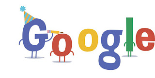 google's 16 th birthday