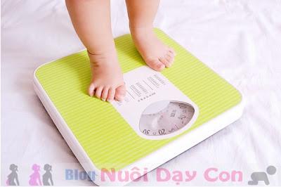 Bảng tiêu chuẩn chiều cao cân nặng của trẻ mới nhất