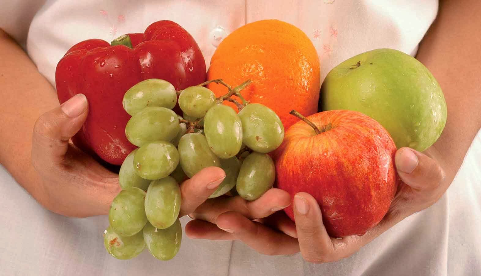 Pola Makan Sehat Untuk Mencegah Kanker