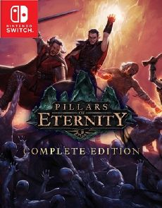 Pillars of Eternity Complete Edition [Switch] Oyun İndir