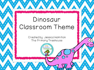 https://www.teacherspayteachers.com/Product/Dinosaur-Chevron-Classroom-Theme-Decor-EDITABLE-1342949
