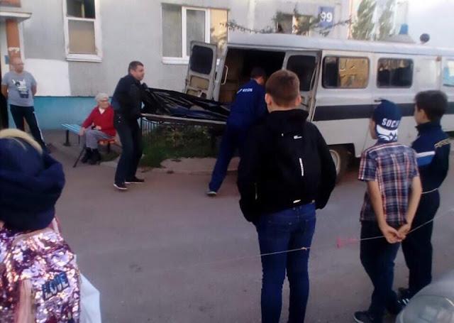 В Башкирии в подъезде многоэтажки обнаружили тело подростка