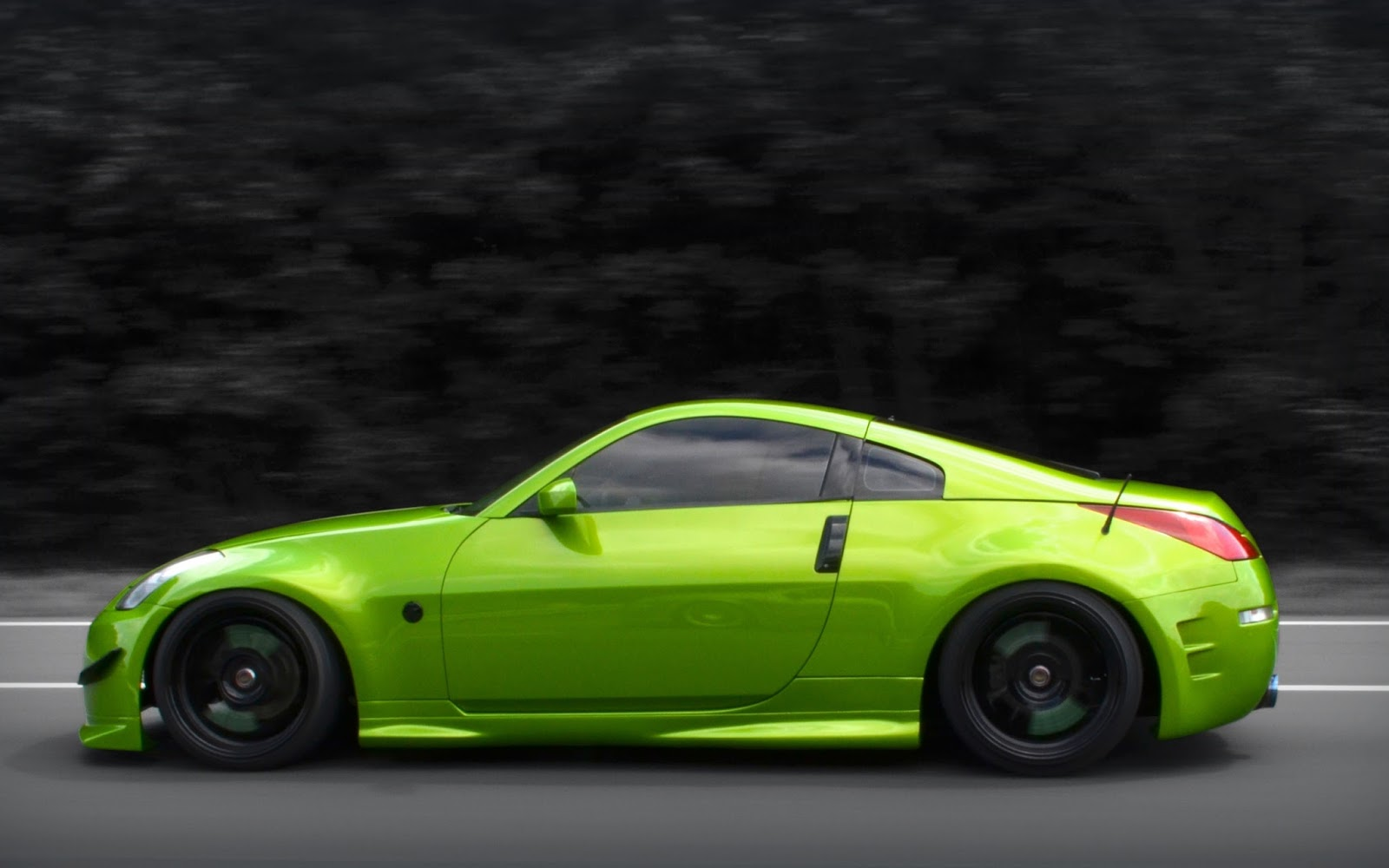Green Car Wallpapers