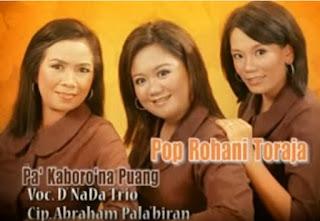 Download Lagu Toraja Pa' Kaboro'na Puang