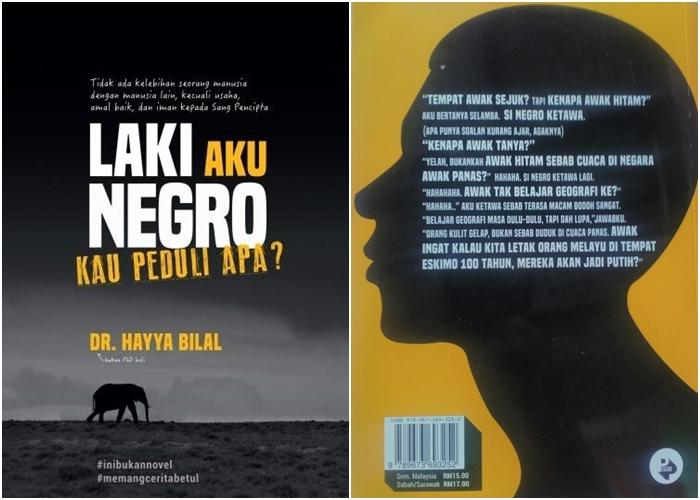 Buku-Buku Dr. Hayya Bilal