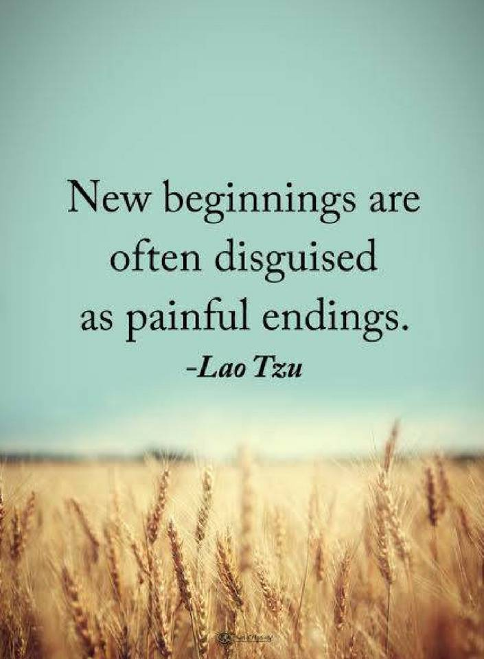 Endings And Beginnings In Tarot: New Beginnings Are Often Disguised As Painful Endings