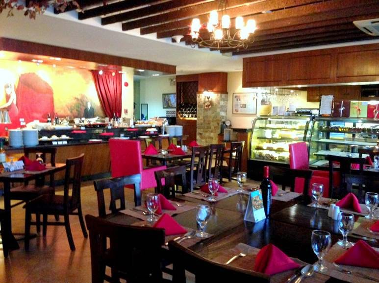 Buffet Dining In Alba Spanish Restaurant Moa Pasay City