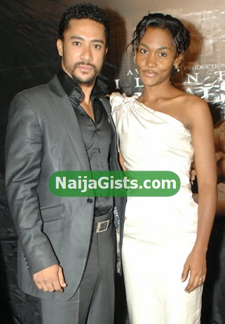 Majid Michel and Wife Virna Michel