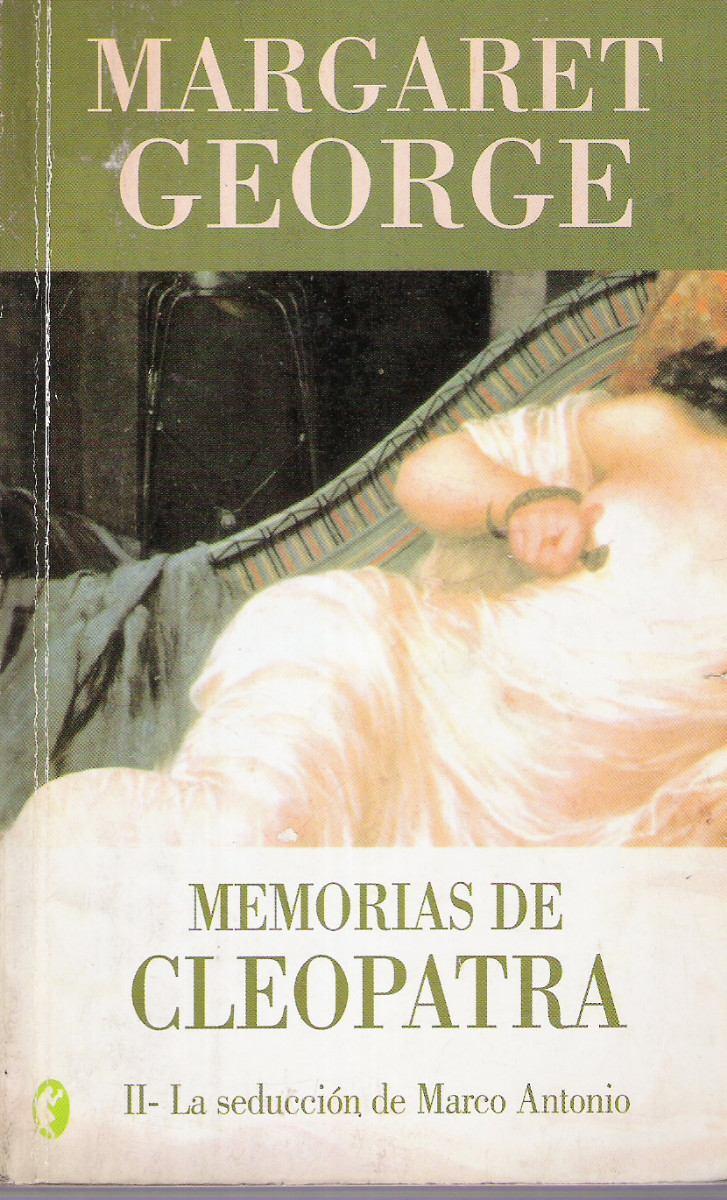 Cazadoras de cuentos: Reseña: La seducción de Marco Antonio