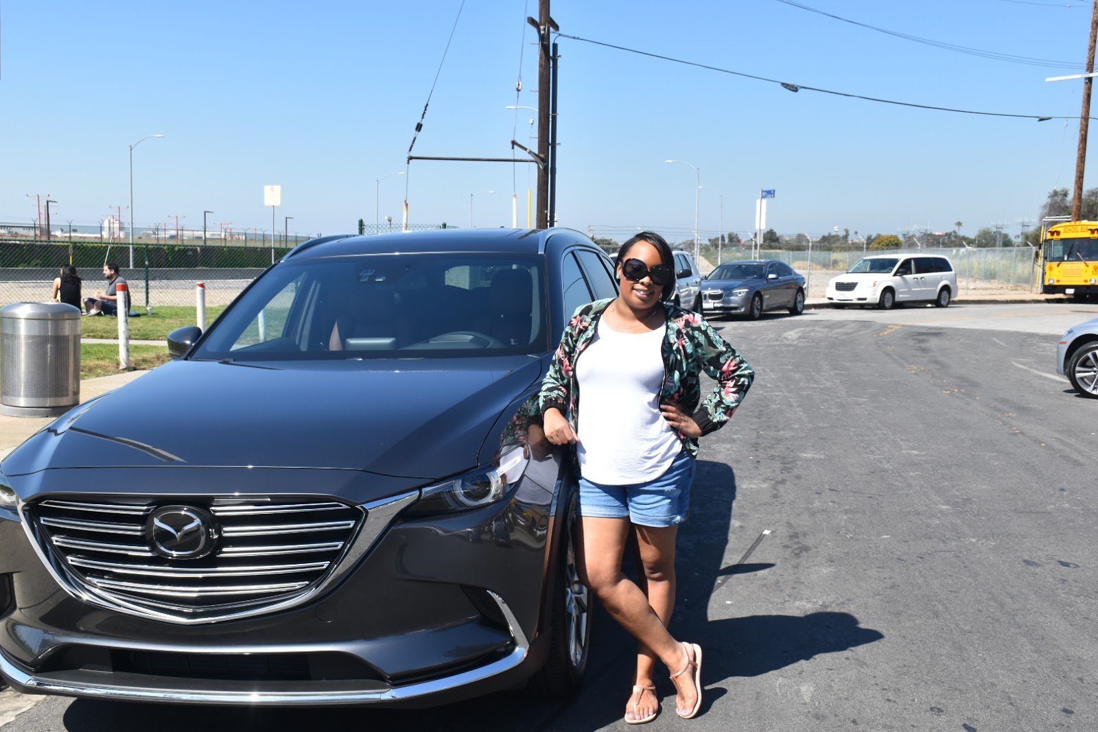 California Dreaming in 2017 Mazda CX-9  via  www.productreviewmom.com