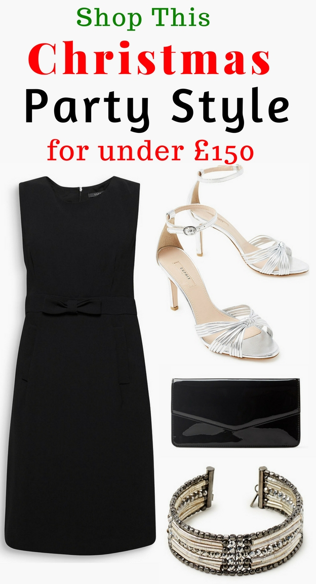I have put together my Christmas Party Style wish-list. It is stylish, elegant and perfect fashion for the upcoming festive season. It is a bargain at just under £150.