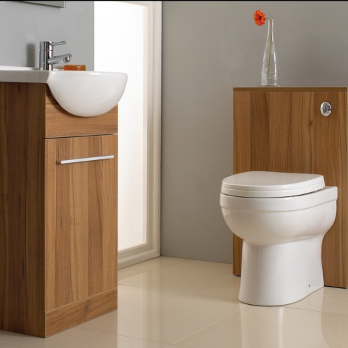 Bathroom Vanity Pulling Away From Wall: Baths, Basins And Bathroom Style: September 2012