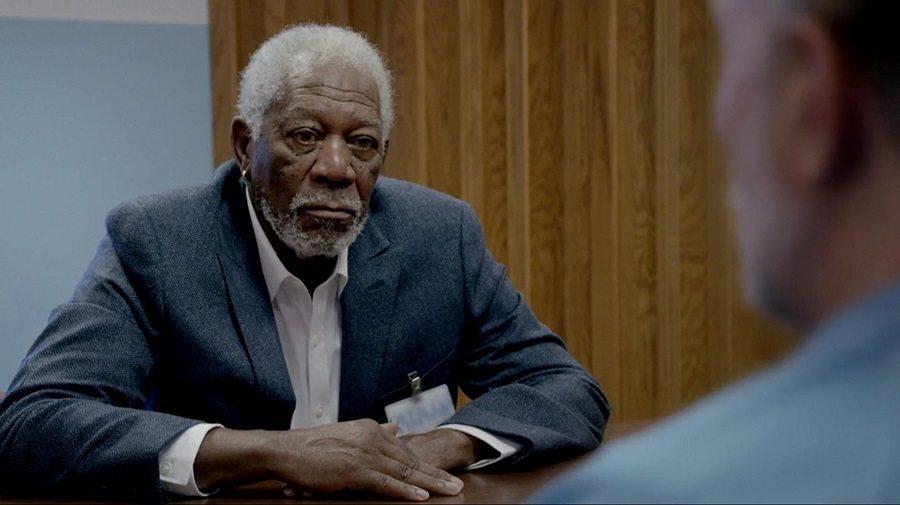 A História de Deus com Morgan Freeman - 1ª Temporada 2018 Série 720p HD Webdl completo Torrent